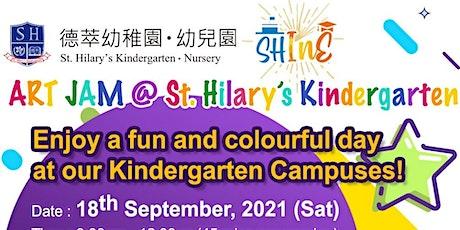Art Jam @  (Hung Hom Campus) St. Hilary's Kindergarten tickets