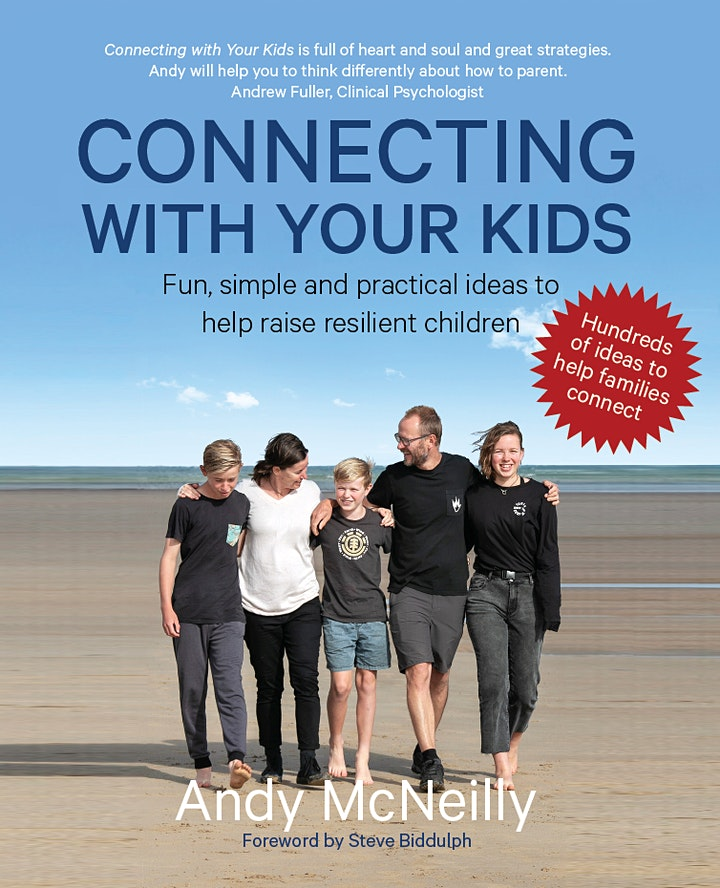 """Parenting Workshop featuring Andy McNeilly -""""Parenting 101: Back to Basics"""" image"""
