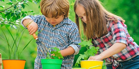 Paint Your Pot School Holiday Gardening Workshop at High Wycombe tickets