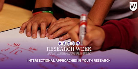 Intersectional Approaches in Youth Research tickets