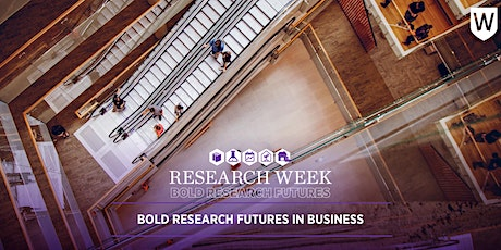 Bold Research Futures in Business tickets