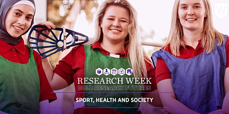 Sport, Health and Society tickets
