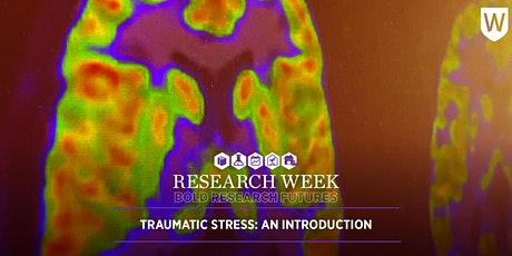 Traumatic Stress: An Introduction tickets