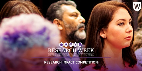 Research Impact Competition tickets