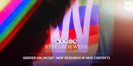Gender UNLIMITED*: New Research in New Contexts tickets