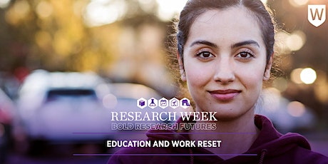 Education and Work Reset tickets