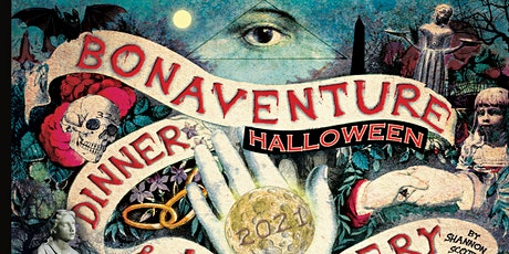 3 Nights of Halloween: Dinner & A Cemetery tickets