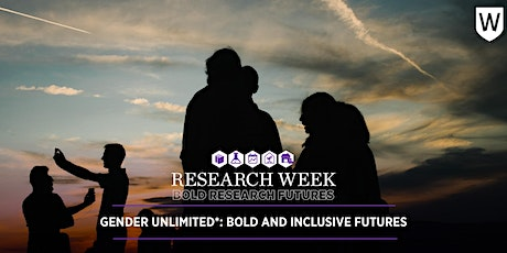 Gender UNLIMITED*: Bold and Inclusive Futures tickets