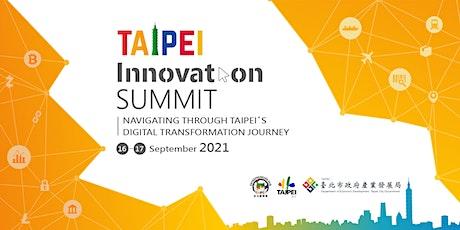 Taipei Innovation Summit 2021 tickets
