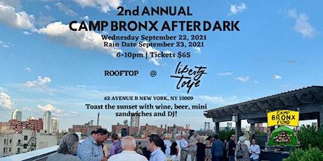 Camp Bronx After Dark - Fundraiser tickets