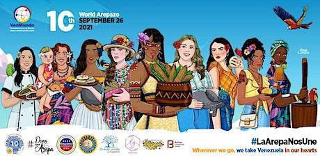 World Arepa Day! (Arepazo Mundial) tickets
