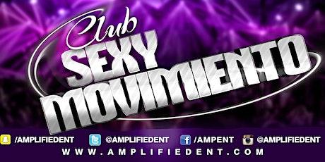 18+ Club Sexy Movimiento tickets