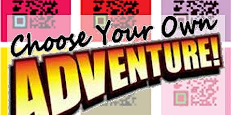 Children's Technology Workshop: QR Adventures tickets