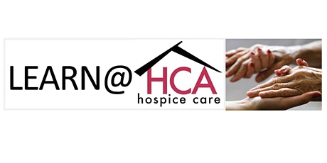 Learn@HCA #22: Nutrition at the end-of-life tickets