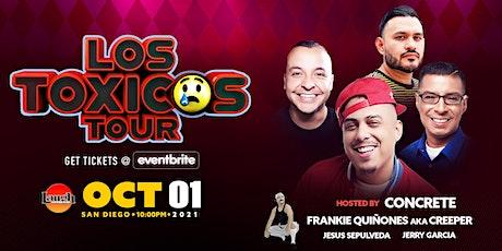 Los Toxicos Tour tickets
