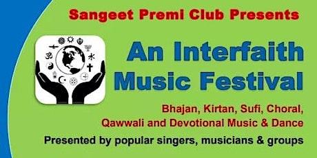Interfaith Music Festival tickets