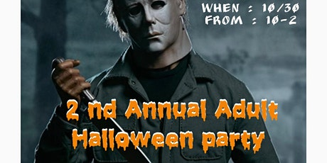 Halloween Party 2.0 tickets