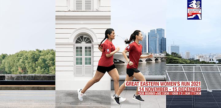 Great Eastern Women's Run 2021 image