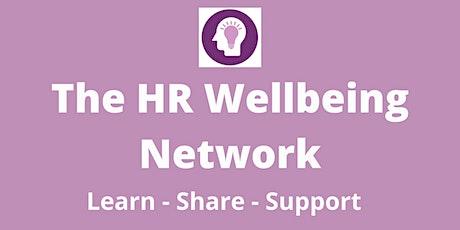 The HR Wellbeing Network tickets