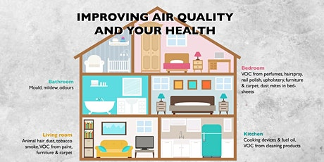 Improving Air Quality And Your Health tickets