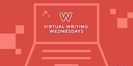 Virtual Writing Wednesdays tickets