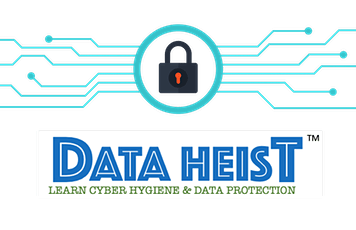 Data Heist - Learn Cyber Hygiene and Data Protection tickets