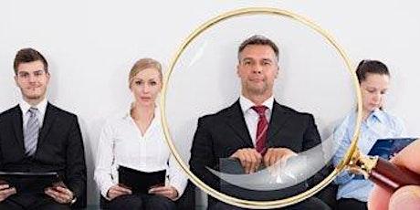Webinar Emplea: Cómo afrontar las entrevistas cuando eres Senior. boletos