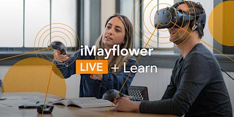 iMayflower - Digital Expansion through Crowdfunding tickets