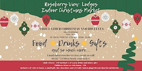 Indoor Christmas Market tickets