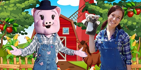 Patti the Pig - It's Not All Rubbish Kids Show! (Ages 0-8) tickets