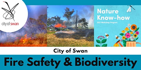 Nature Know-How: Fire Safety and Biodiversity (Ellenbrook) tickets