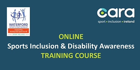 Sports Inclusion & Disability Awareness - Online Training Course tickets