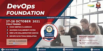 DevOps Foundation Training Jakarta, October 27th 2021