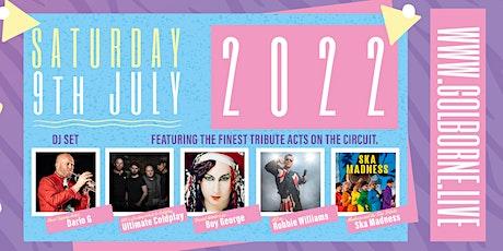Golborne Live  Music Festival tickets