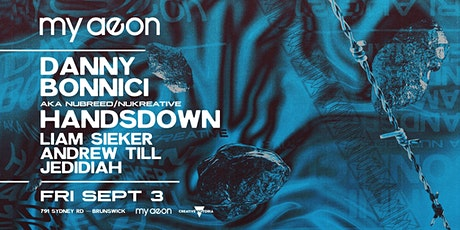 my aeon: sessions 2.0 tickets