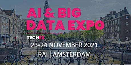 AI & Big Data Expo Europe 2021 tickets