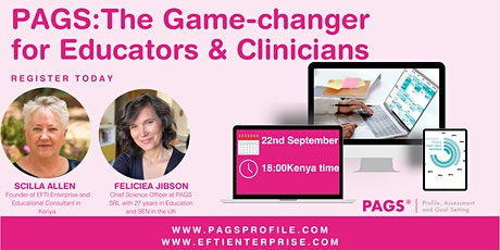 PAGS: The Game-changer  for Educators & Clinicians entradas