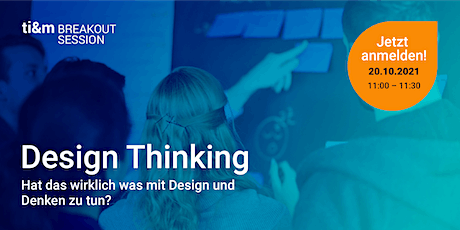 ti&m breakout session: Design Thinking Tickets