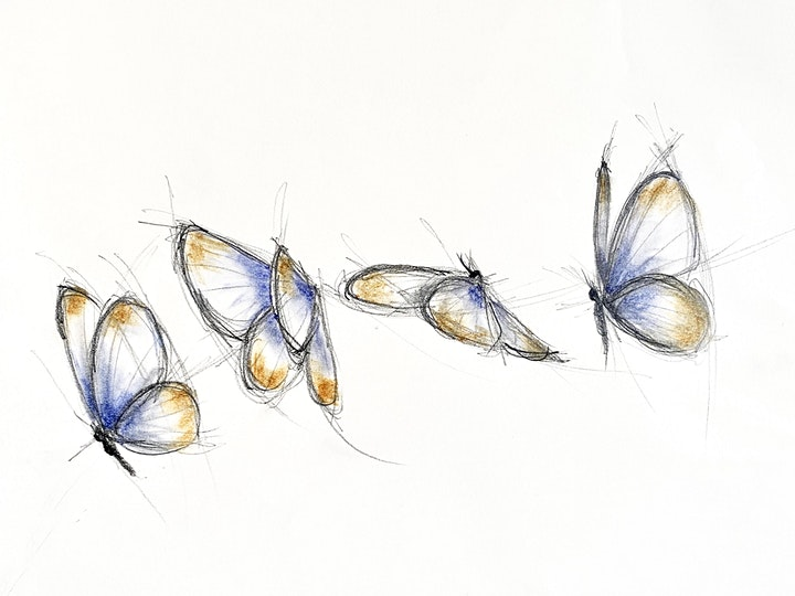 Sketch Club at Home - Mindful  Drawing Series image
