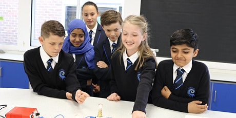 Fullbrook Open Morning (Sept 2022 Year 7 Admission) tickets