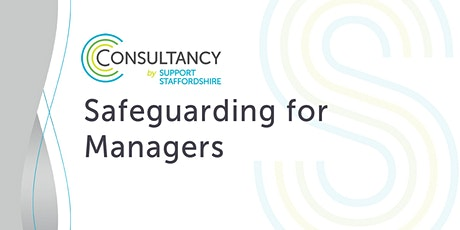 Safeguarding for Managers tickets