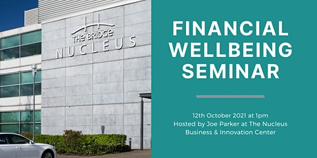 Financial Wellbeing Seminar tickets