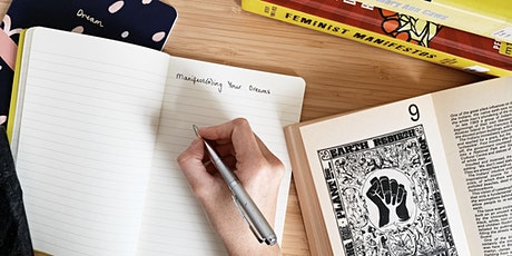 Manifest(o)ing Your Dreams: Journaling & Writing Workshop tickets