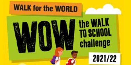 Introduction to WOW the Year-Round Walk To School Challenge tickets
