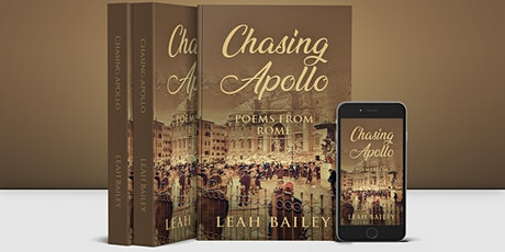 Chasing Apollo Book Launch tickets