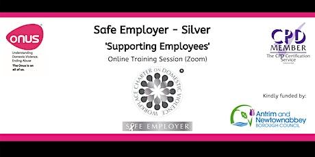 Safe Employer (Silver) Antrim & Newtownabbey Borough Council tickets