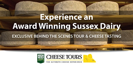 Saturday Cheese Tours - High Weald Dairy tickets