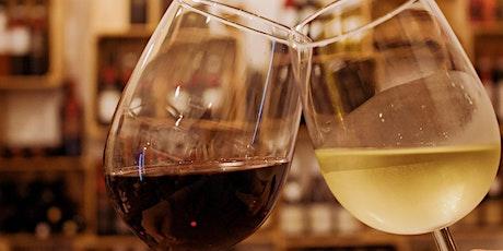 Weinverkostung: Eine Genussreise durch Italien Tickets