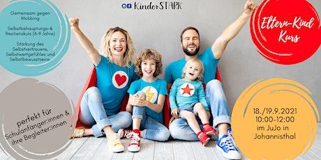 KinderSTARK - Eltern-Kind Kurs Tickets