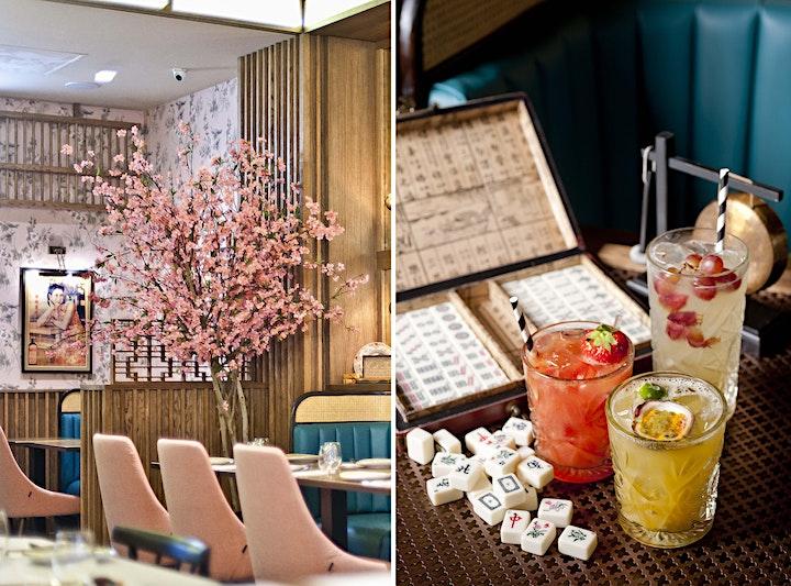 Dream of Shanghai - A Shan Shui x Chef Jason Li  Supper Club. 2nd & 9th Oct image